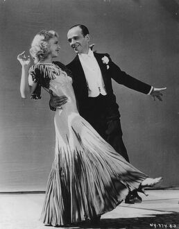 Ginger Rogers And Fred Astaire In Mark Sandrichs The Gay 1275516
