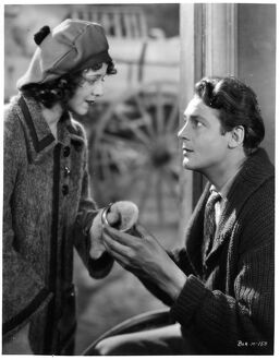 Janet Gaynor and Charles Farrell in Frank Borzage's Lucky Star (1929)
