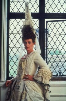 Janet Suzman in Peter Greenaway's The Draughtsman's Contract (1982)
