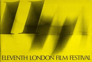 London Film Festival Posters (Selection of 60 Items)