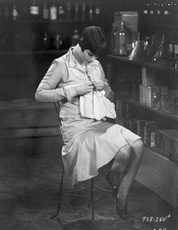 Louise Brooks in Edward A Sutherland's It's The Old Army Game (1926)
