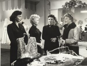 Patricia Plunkett, Vera Day, Freda Jackson and Dora Bryan in John Guillerman's The Crowded Day
