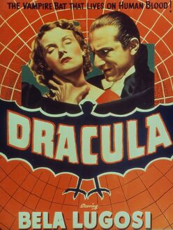 Poster for Tod Browning's Dracula(1931)