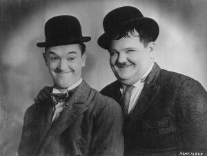<b>Laurel & Hardy</b><br>Selection of 25 items