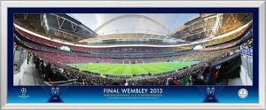 UEFA Champions League 2013 Match with Arch