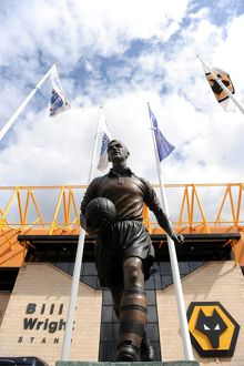 Billy Wright Statue