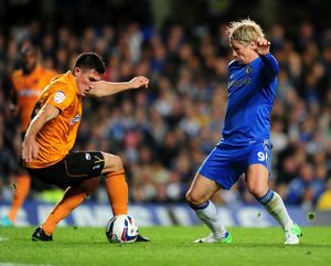 Capital One Cup - Third Round - Chelsea v Wolverhampton Wanderers - Stamford Bridge