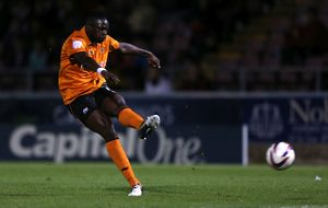 Capital One Cup - Second Round - Northampton Town v Wolverhampton Wanderers - Sixfields