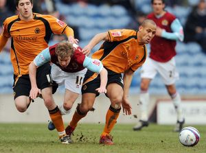 <b>Burnley vs Wolves</b><br>Selection of 4 items