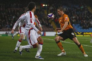 <b>Crystal Palace vs Wolves</b><br>Selection of 4 items