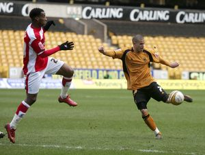 <b>Wolves Vs Charlton Athletic</b><br>Selection of 6 items