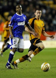 CCC, Wolves vs Ipswich Town, Molineux, 10/3/09