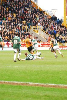 CCC, Wolves Vs Plymouth Argyle, Molineux Stadium, 28/2/2009