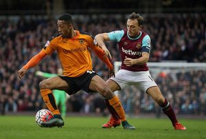 Emirates FA Cup - West Ham United v Wolves - Third Round - Upton Park