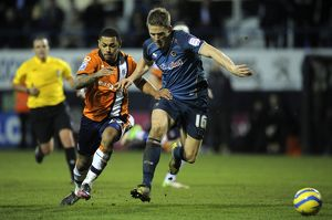 FA Cup - Third Round - Luton Town v Wolverhampton Wanderers - Kenilworth Road