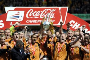 Football - Wolverhampton Wanderers v Doncaster Rovers