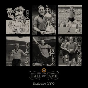 Hall of Fame 2009 Inductees
