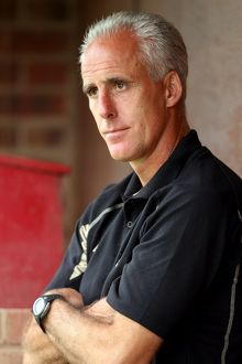 Mick McCarthy, Hereford United vs Wolves, 16/7/09