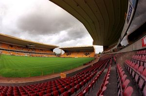 Molineux Stadium - View from the Lower Steve Bull Stand
