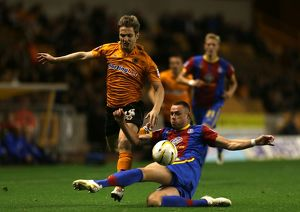 npower Championship - Wolverhampton Wanderers v Crystal Palace - Molineux