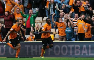 npower Football League Championship : Wolves v Leicester City : Molineux : 16-09-2012 (Selection of 25 Items)