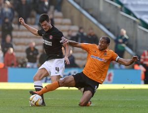npower Football League Championship : Wolves v Charlton Athletic : Molineux : 27-10-2012 (Selection of 4 Items)