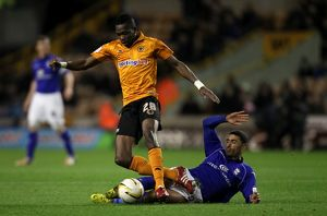 npower Football League Championship : Wolves v Birmingham City : Molineux : 08-12-2012 (Selection of 7 Items)