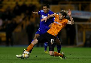 npower Football League Championship : Wolves v Watford : Molineux : 01-03-2013 (Selection of 13 Items)
