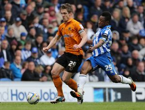 npower Football League Championship - Brighton and Hove Albion v Wolverhampton Wanderers