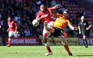 npower Football League Championship - Charlton Athletic v Wolverhampton Wanderers