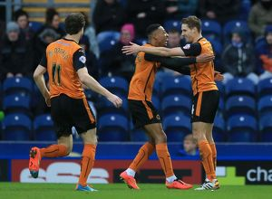 Sky Bet Championship - Blackburn Rovers v Wolverhampton Wanderers - Ewood Park