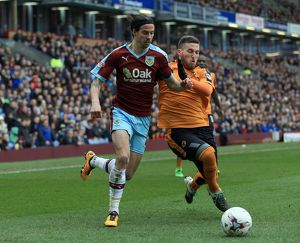 <b>Sky Bet Championship - Burnley v Wolves - Turf Moor</b><br>Selection of 13 items