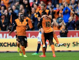 Sky Bet Championship - Wolverhampton Wanderers v Blackburn Rovers - Molineux