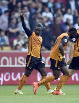 Sky Bet Championship - Wolverhampton Wanderers v Bolton Wanderers - Molineux