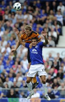 Soccer - Barclays League - Everton v Wolverhampton Wanderers