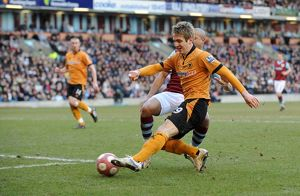 SOCCER - Barclays Premier League - Burnley v Wolverhampton Wanderers