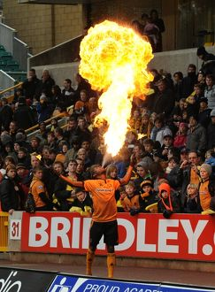 SOCCER - Barclays Premier League - Wolverhampton Wanderers v Bolton Wanderers