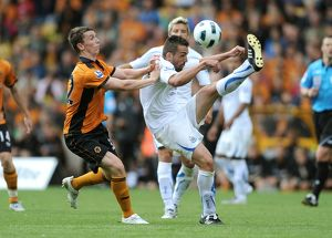 Soccer - Barclays Premier League - Wolverhampton Wanderers v Newcastle United