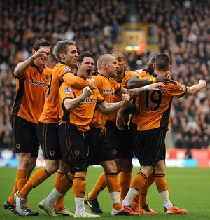 Soccer - Barclays Premier league - Wolverhampton Wanderers v Blackpool