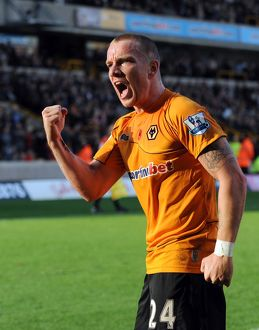 SOCCER - Barclays Premier League - Wolverhampton Wanderers v Wigan Athlectic