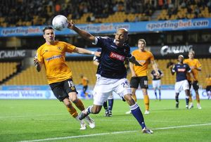 SOCCER -Carling Cup third round - Wolverhampton Wanderers v Millwall