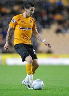 SOCCER - Carling Cup third round - Wolverhampton Wanderers v Millwall