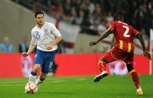 Soccer - International Friendly - England v Ghana