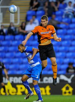 Soccer - Pre-Season Friendly - Reading v Wolverhampton Wanderers