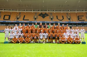 Wolves Official Team Photo 2009/2010