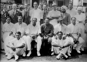 1932 All India Cricket Team