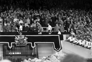 1961 FA Cup Final: Spurs 2 Leicester 0