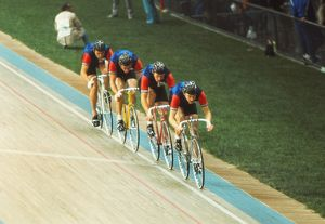 1972 Munich Olympics: Cycling