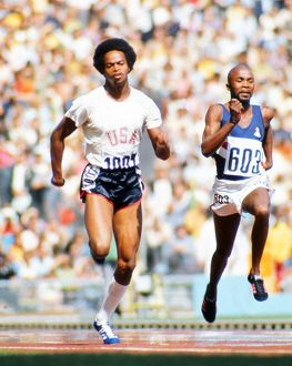 1972 Munich Olympics - Men's 100m