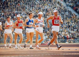 1972 Munich Olympics - Men's 20km Walk